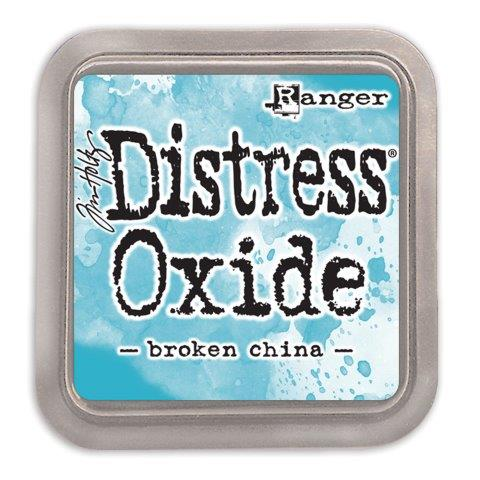 Broken China Distress Oxide Pad