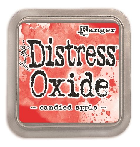 Candied Apple Distress Oxide Pad