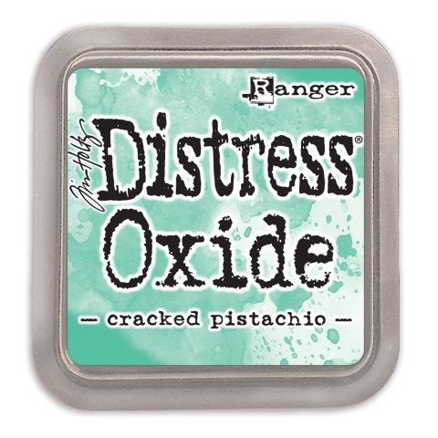 Cracked Pistachio Distress Oxide Pad