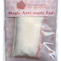 Magic Anti Static Pad by Woodware