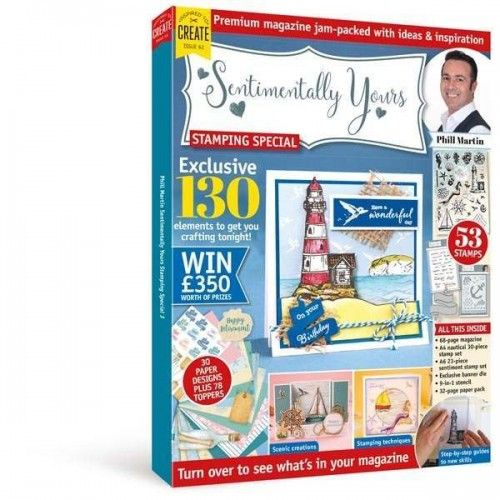 Sentimentally Yours Box Kit - 3rd Edition