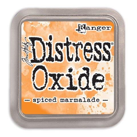 Spiced Marmalade Distress Oxide Pad